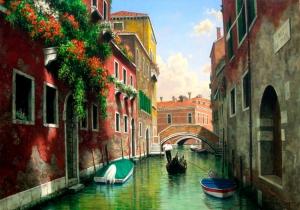 Как устроена канализация в Венеции. Стоит ли верить около туристическим мифам?